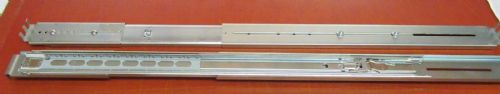 King Slide - Server 1U Rack Mount Server Sliding Inner + Outer Rail Kit 231